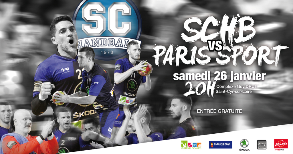 SCHB / Paris Sport Club