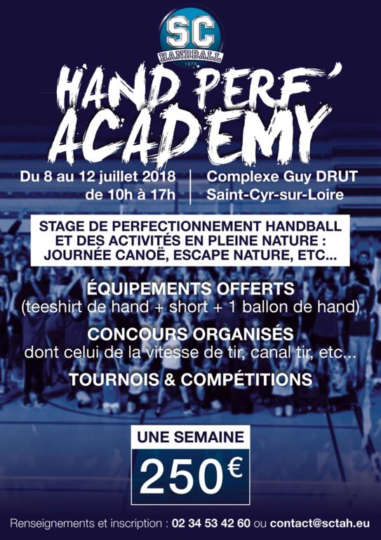 Stage Hand Perf' Academy